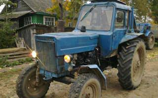 Трактор МТЗ 80: описание и характеристики