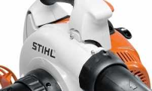Воздуходувки Stihl. Виды, особенности и преимущества.