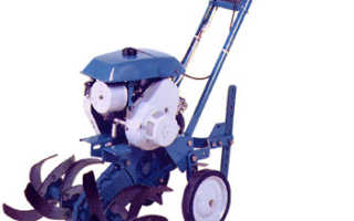 Мотокультиватор «Крот»-1а