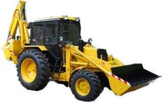 Трактор Амкодор 702 – технические характеристики и обширные возможности