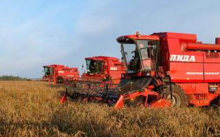 Комбайны «Лида» – залог качества от белорусского производителя