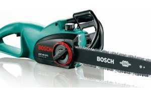 Электропилы «BOSCH» – популярный продукт отечественного рынка