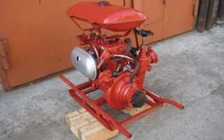 Пожарные мотопомпы: особенности и характеристики, какую выбрать