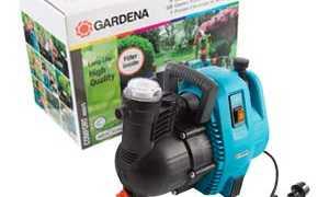 Насосы Gardena – виды и описание популярных моделей оборудования