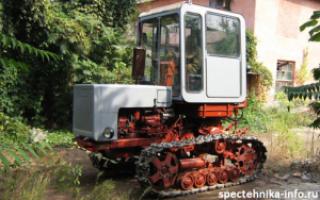 Трактор Т 70 – универсальная спецтехника с оптимальными техническими характеристиками