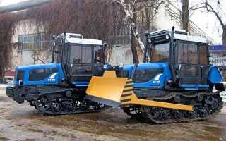 Гусеничные тракторы: особенности их конструкции и возможностей