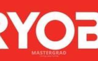 Практичные высоторезы марки Ryobi