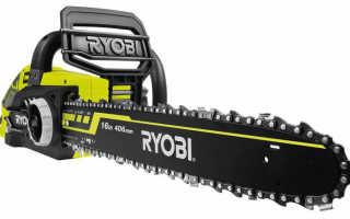 Электропилы «Риоби» — японское совершенство для отечественного потребителя