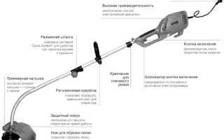 Сравнение моделей бензиновых и электрических триммеров Прораб