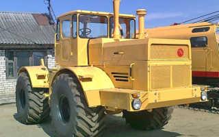 Трактор К-701 и его модификации