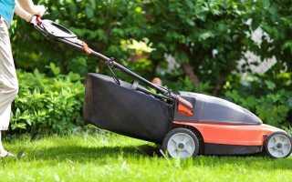 Все про современные газонокосилки