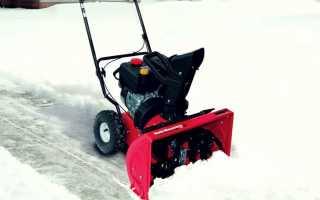 Рейтинги бензиновых снегоуборщиков