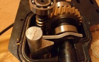 Шестерни редуктора снегоуборщика – причины поломки и варианты ремонта