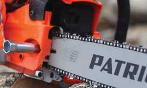 Бензопилы «Патриот» — техника, понятная для каждого