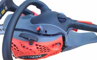 Бензопилы Hitachi (Хитачи) — модели их характеристики, особенности