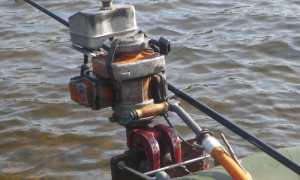 Лодочный мотор из бензопилы – особенности конструкции
