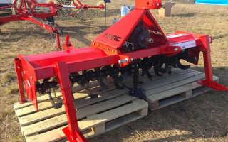 Фреза к трактору – предназначение, разновидности и принцип использования