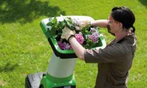 Садовые измельчители «Makita» — высокое качество по приемлемой цене