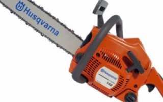Бензопилы Husqvarna 435 — их характеристики, особенности