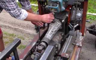 ВОМ на минитрактор своими руками – верное решение современного инженера