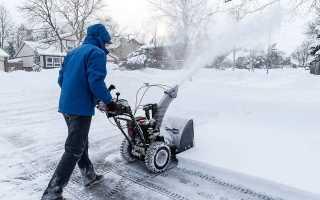 Снегоуборщик Simplicity – чем порадует потребителя зимняя уборочная машина