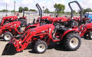 Тракторы Тим (TYM): описание и характеристики