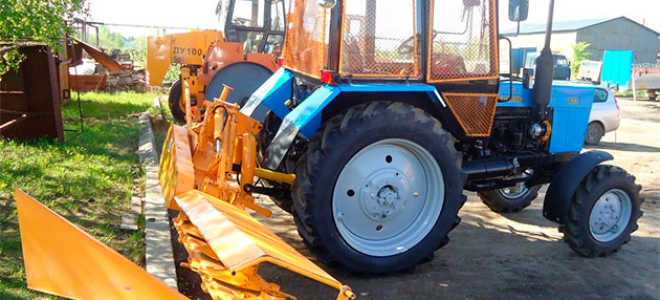 Косилки КРН — современное навесное оборудование для сельскохозяйственных угодий