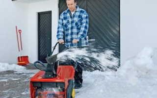 Снегоуборщик Wolf Garten – профессиональная техника для расчистки заснеженных территорий