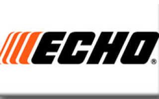 Кусторезы фирмы «ECHO» – залог надежности и успеха