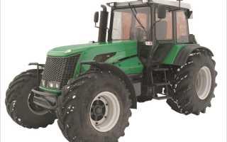 Как самостоятельно сконструировать трактор Бизон?