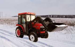Тракторы Джинма (Jinma): модельный ряд
