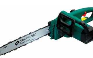 Электропилы «Craft Tec» – инструменты повышенного уровня безопасности