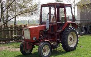 Особенности конструкции и технические характеристики универсального трактора Т 25