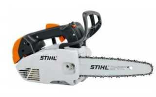 Высоторезы марки Stihl – надежность и долговечность