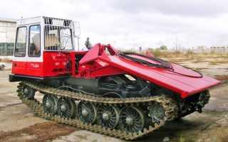 Трелевочные тракторы – их отличия и специфика использования