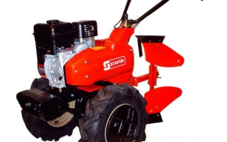 Технические особенности и популярные модели культиваторов stafor