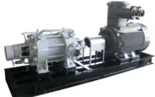 Многоступенчатые насосы – устройство, принцип работы и виды оборудования